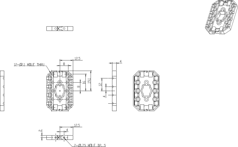 Schéma du FP04-F10