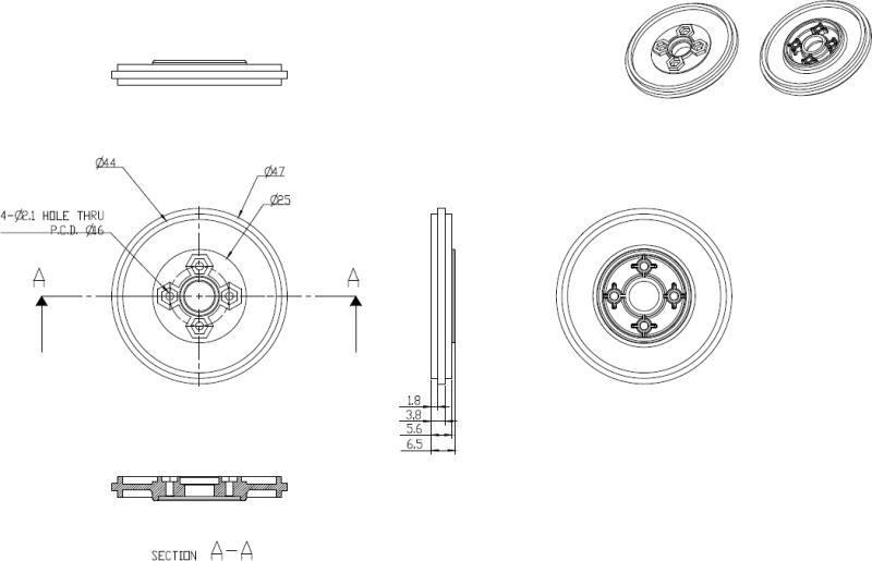 Schéma du FP04-F13