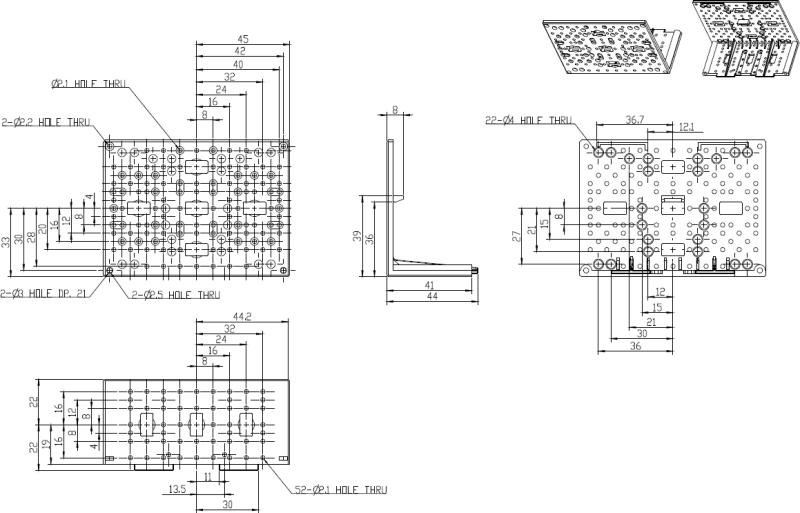 Schéma du FP04-F51