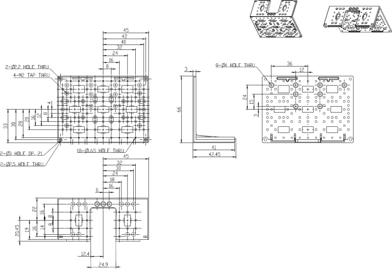 Schéma du FP04-F52