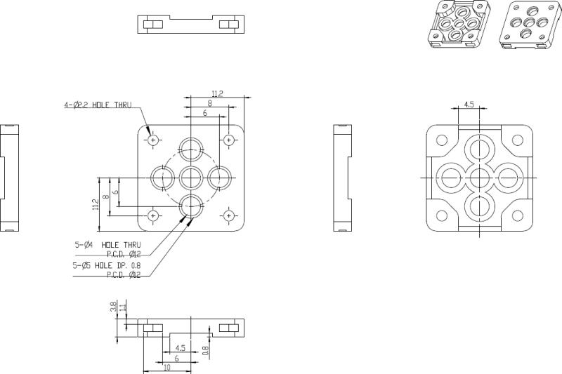 Schéma du FP04-F54