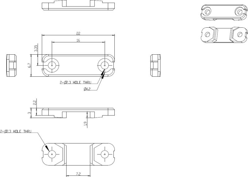 Schéma du FP04-F55