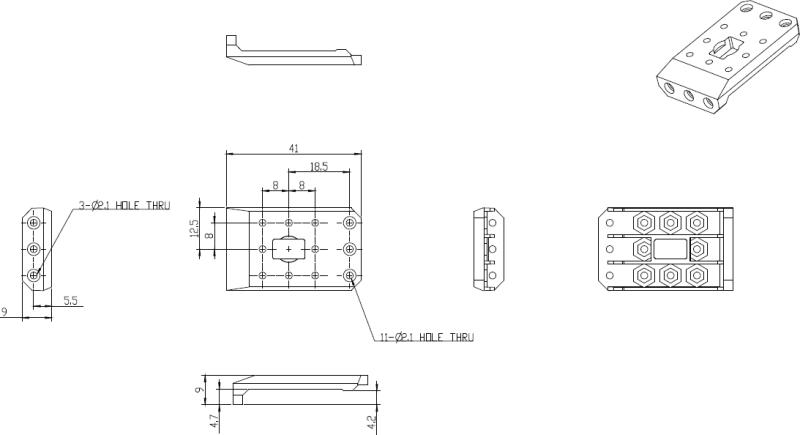 Schéma du FP04-F6
