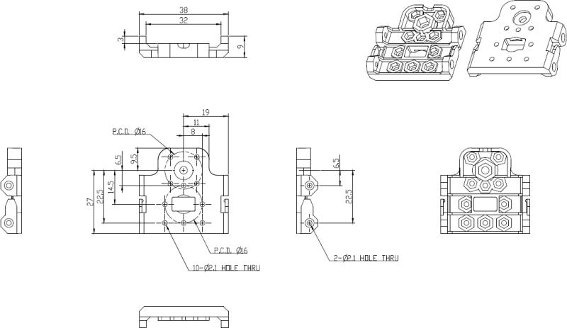 Schéma du FP04-F7