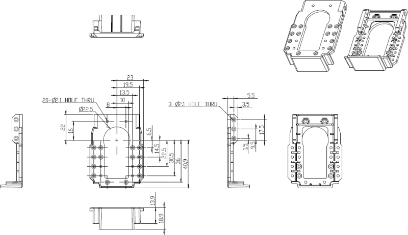 Schéma du FP04-F8